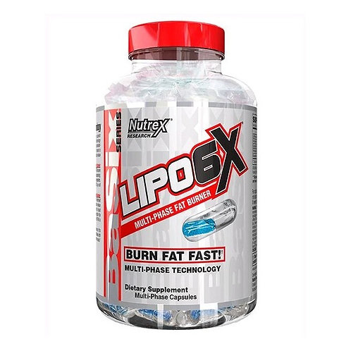 Nutrex-Lipo-6X INTL 120 капс