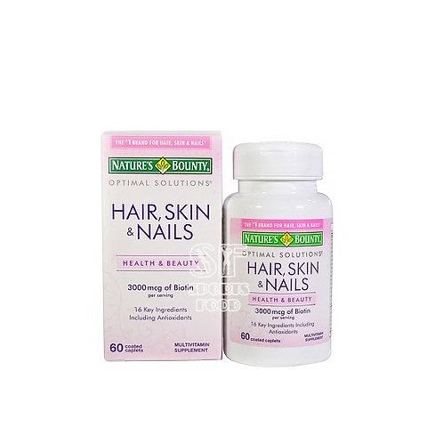 Natures Bounty-Hair, Skin & Nails 60 мягких капс