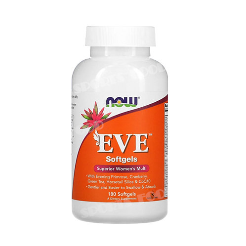 NOW-Eve Woman's Multi Vit 180 мягк капс