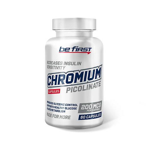 Be First-Chromium Picolinate 60 капс