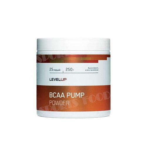 LevelUp-BCAA Pump 250 г - вишня