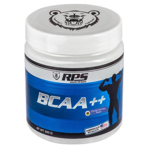 RPS Nutrition-BCAA++ 200 г - лесная ягода
