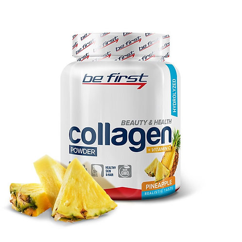 Be First-Collagen/vit C 200 гр - ананас