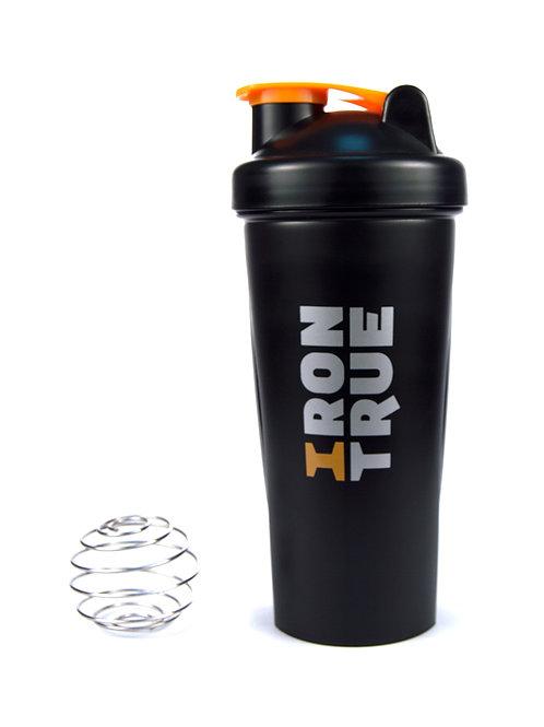 Iron True-Шейкер 700ml IRONTRUE (ITS901-600) (Оранжевый-Черный)
