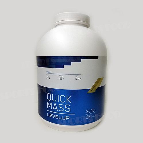 LevelUp-Quick mass 3500 г - ваниль