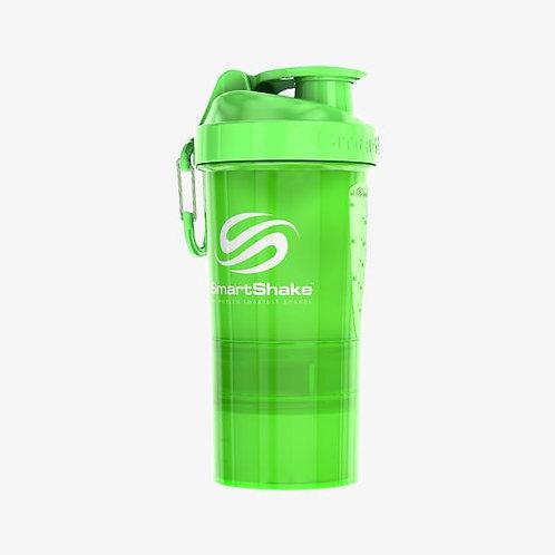 SmartShake-Шейкер Original2Go 600 мл - зелёный