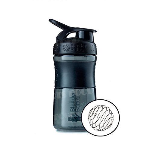 BlenderBottle-Sportmixer 591 мл чёрный/черный