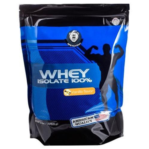 RPS Nutrition-Whey Isolate 2270 г - ваниль