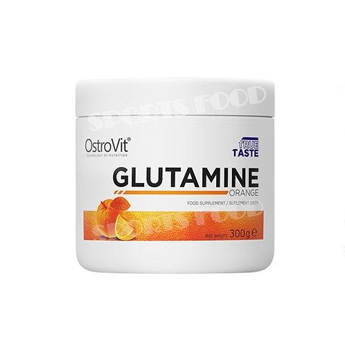 Ostrovit-Glutamine 300 г - апельсин
