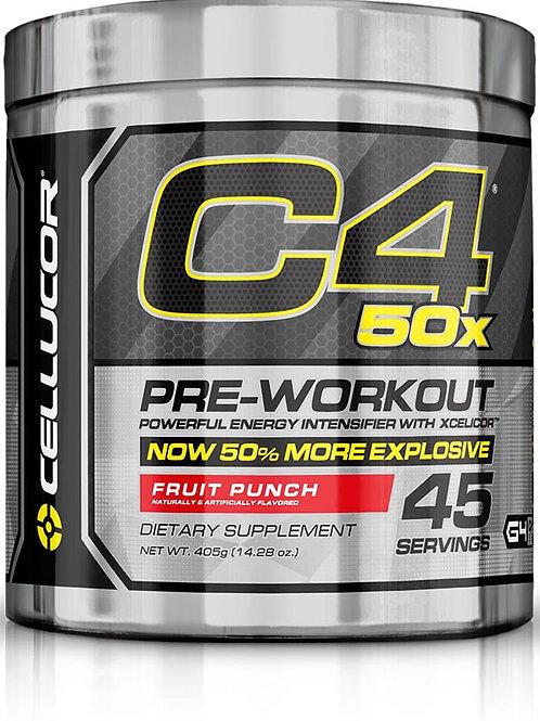 Cellucor-C4 50 X  - фруктовый пунш  (45 порций)