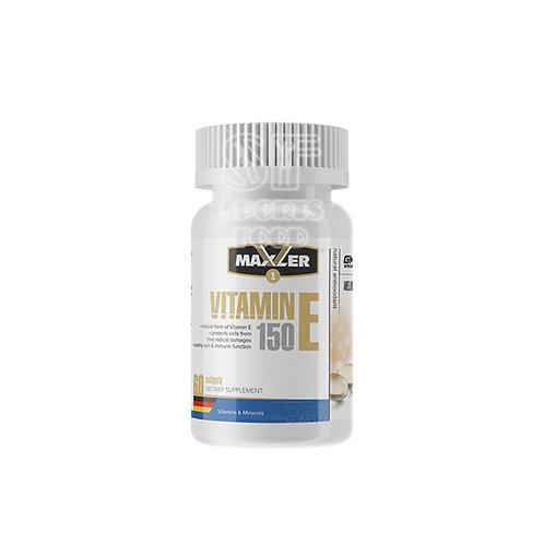 Maxler-Vitamin Е натур. форма 150 мг 60 капс
