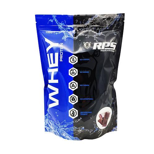 RPS Nutrition-Whey Protein 1000 г - клубника