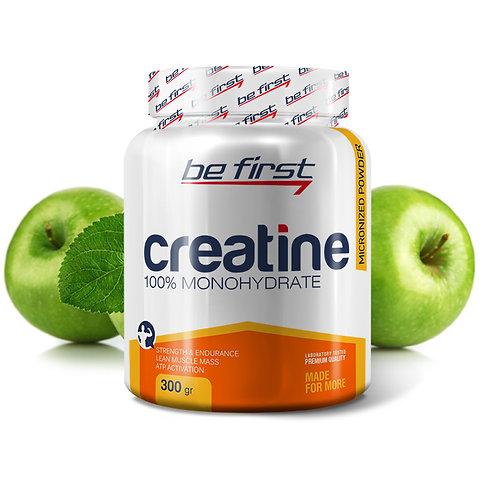 Be First-Creatine powder 300 гр - яблоко