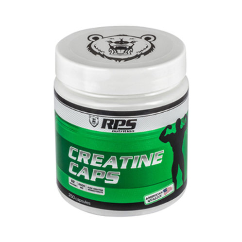 RPS Nutrition-Creatine CAPS 250 капсул