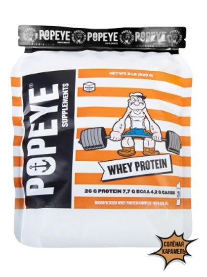 POPEYE-Protein  908 гр (пакет) - соленая карамель