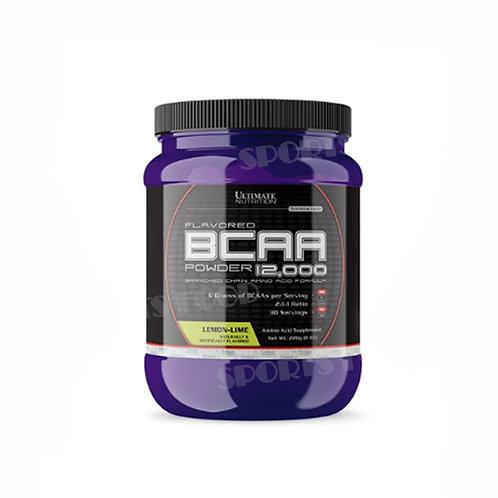 Ultimate Nutrition-BCAA 12000 228 гр - лимон-лайм