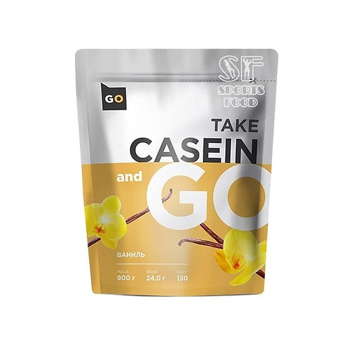 Take and Go-Take and Go  Casein 900 гр - ваниль