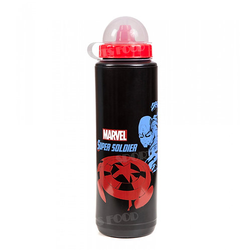 Iron True-Спортивная бутылка 1000ml Marvel-Captain America M509-1000CA