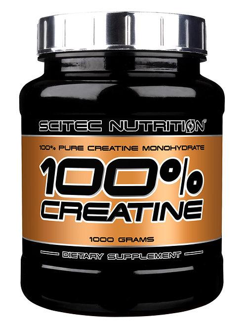 Scitec-100% Creatine 1000 гр