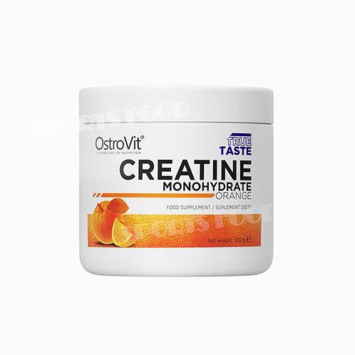 Ostrovit-Creatine monohydrate 300 г - апельсин