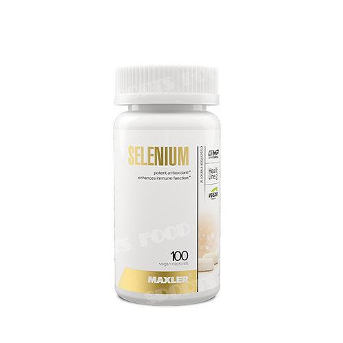 Maxler-Selenium 100 капс
