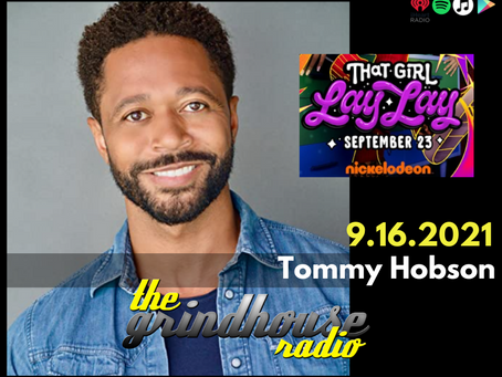 """Get To Know Tommy Hobson on Nickelodeon's New Series, """"That Girl Lay Lay"""""""