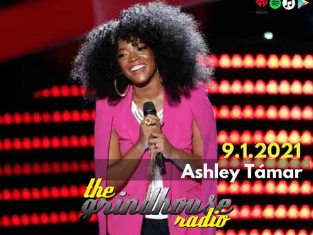 Singer-Songwriter Ashley Támar Guests on The Grindhouse Radio