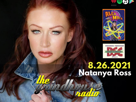 Natanya Ross From The Baby-Sitters Club Joins The Grindhouse Radio