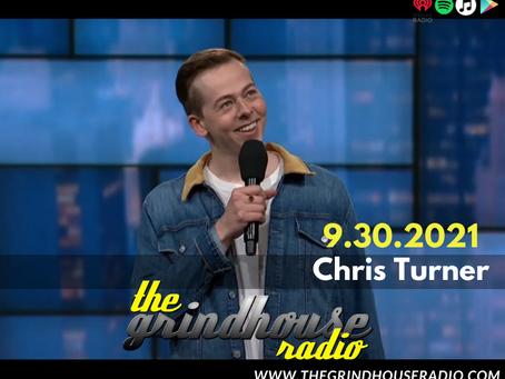 Comedian Chris Turner Raps on The Grindhouse Radio