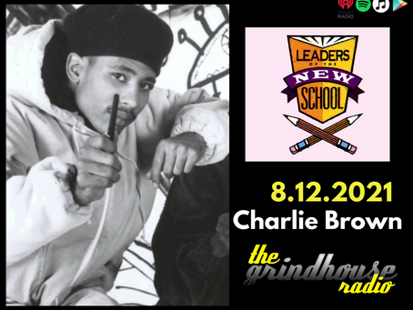 Rapper Charlie Brown Guests on The Grindhouse Radio