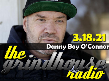 Hip Hop Artist Danny 'Boy' O'Connor Joins The Grindhouse Radio