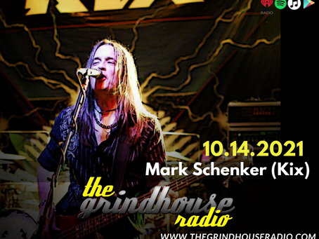 Mark Schenker from Band KIX on The Grindhouse Radio