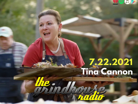 Tina Cannon American BBQ Showdown Champion Joins The Grindhouse Radio