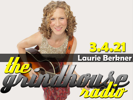 Musician Laurie Berkner Joins The Grindhouse Radio
