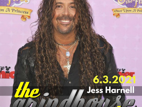 Jess Harnell from The Animaniacs Joins The Grindhouse Radio