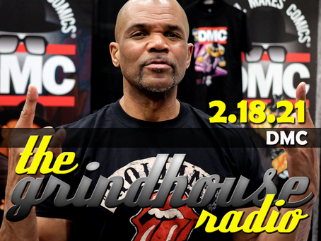 Legendary Rapper DMC of Run DMC Joins The Grindhouse