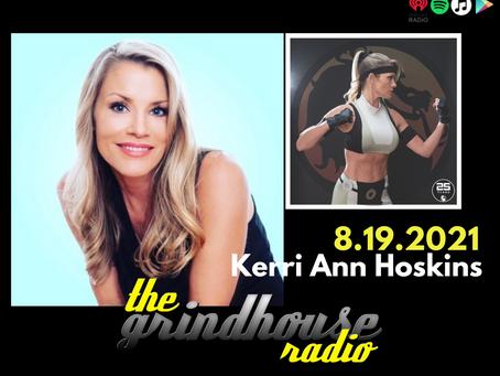 Kerri Ann Hoskins Mortal Combat Joins The Grindhouse Radio