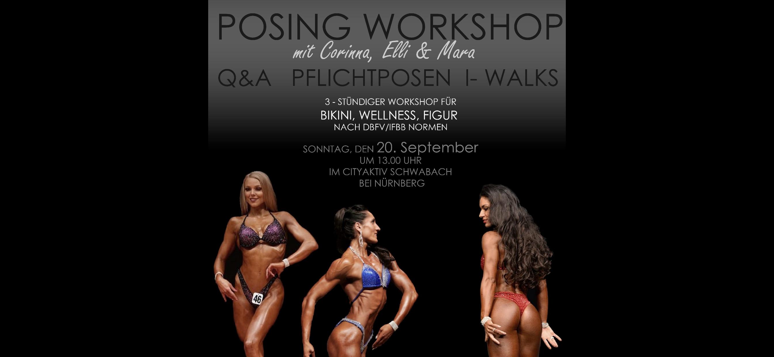 Posing Workshop