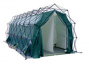 Rapid Deploy Articulating Shelters