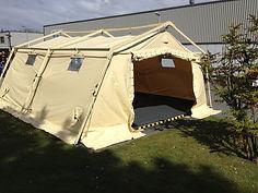 SafeFrame 36 Rapid Deploy Shelter