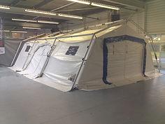SafeFrame Rapid Deploy Shelter