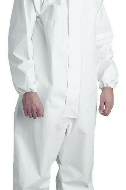 Primeguard Plus (CE certified) Disposable Coverall, Type 4/5/6  - Size Large
