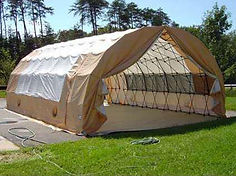 Rapid Deploy Casualty Management Shelter