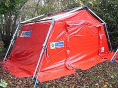 SafeFrame 18 Rapid Deploy Shelter
