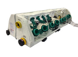 Isopod Patient Isolation Chamber