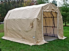 Rapid Deploy Command Post Shelter
