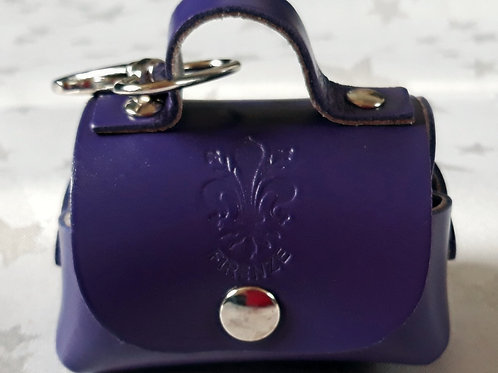 D.P. Keyring (Purple)