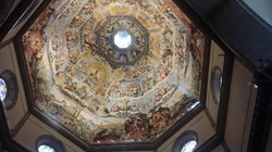 Ceiling of the Duomo Firenze