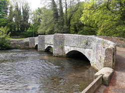 Bridge at Ashford in the Water.