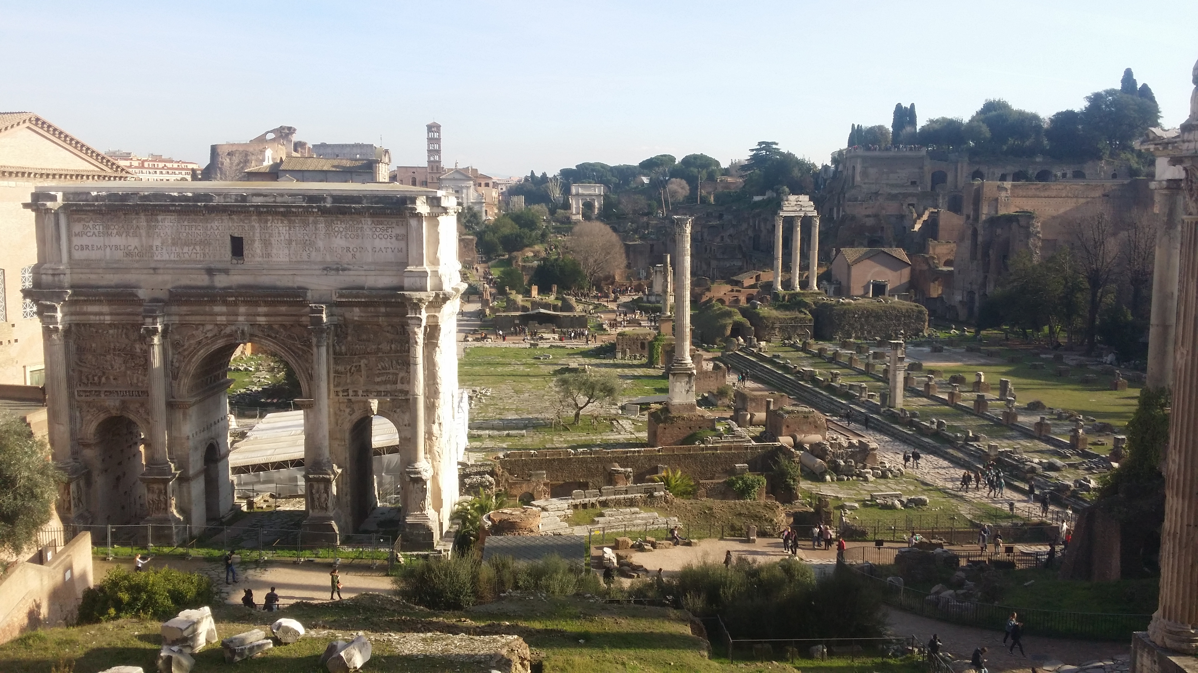 The Forum- Rome